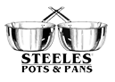 Steeles Pots & Pans Logo